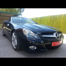 MERCEDES SL350 COUPE CABRIO **VENDIDO**